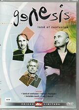 Genesis Dvd Land Of Confusion Brand New Sealed