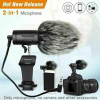 FOR Mic-06 Cardioid Shotgun Microphone MIC for DSLR Camera Smartphone Camcorder