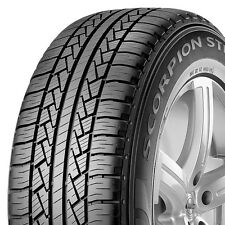 2 x 255/55R 18 Pirelli Scorpion STR M+S VO 109H Brand New Two (2) Tyres