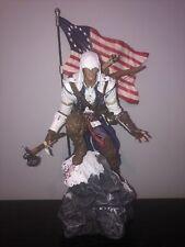 assassins creed III Statue