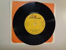"""NEIL YOUNG: Four Strong Winds 4:05- Motorcycle Mama-U.K. 7"""" 1978 Reprise K 14493"""