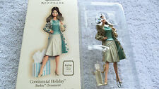 Hallmark Barbie Doll Continental Holiday 2007 Ornament