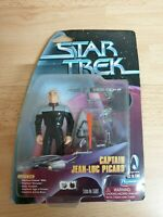 "Star Trek TNG Picard Green Uniform 1998 ToyFare Exclusive 5/"" Figure Playmates"