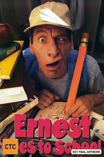 Ernest Goes To School (DVD, 2006)