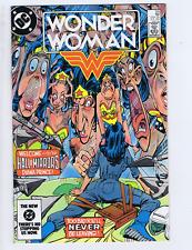 Wonder Woman #315 DC 1984