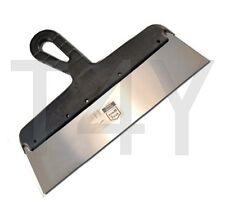 "Filling Knife 300mm Flexible Stainless Steel 12"" Scraper, Filler, DIY Hand Tools"