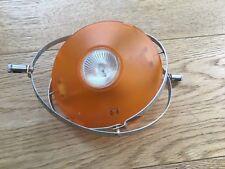 Einzelner Spot für Seilsystem / einzelner Spot / GU5,3, LED möglich, orange