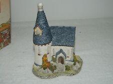 1984 David Winter Cottages The Chapel Figurine & Box
