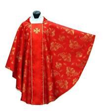 Casula Concistoro Papa Benedetto XVI Ratzinger Canonizzazione Giovanni Paolo II