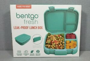 Bentgo Fresh Four (4) Compartment Bento-Style Lunch Box Sustainable New In Box