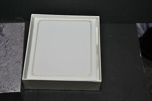 Top Flight Proof Book  White cover will hold up to 50 5x7 prints with order form