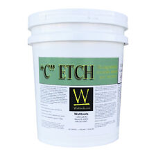 Concrete Etcher & Dissolver (5 gal) Biodegradable and Safe | C Etch
