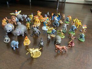 Disney Lion King and Lion Guard Figure Lot  figures (RARE)