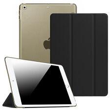 For iPad 4 iPad 3 iPad 2 Case Translucent Frosted Back Cover Auto Wake / Sleep