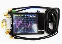 NanoVNA 50KHz-900MHz Vector Network Analyzer MF HF VHF UHF Antenna +Touch Screen