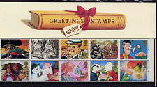 GB 1993 GREETINGS STAMPS GIFT GIVING PRESENTATION PACK No.G2