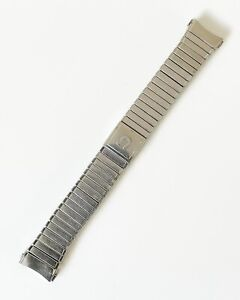 OMEGA GENEVE FIXO-FLEX STRAP/BRACELET WITH 18MM 558 ENDS PAT: 896575 No. 28 8/1