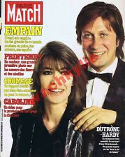 Paris Match n°1660 du 20/03/1981 Françoise Hardy Dutronc Occupation Arafat