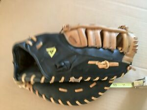 Akadema First Base Glove, Black - Right Hand Throw - Model Abs 55 Abs55