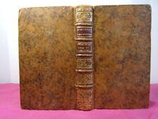 Bibliothèque Françoise. Belles lettres & Poésies. Abbé Goujet 1747