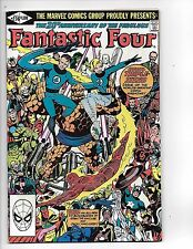 9.2 Fantastic Four #236 20th Anniversary! John Byrne Story & Art! 68 pages 1981