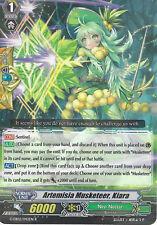Cardfight Vanguard Card: Artemisia Musketeer, Kiara - G-Eb02/042En R