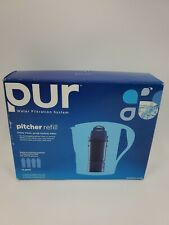 PUR MAXION 4 PITCHER REPLACEMENT WATER FILTER CRF-950Z REFILL 120 G Clean Water