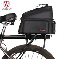 Bicycle 26L Waterproof Bag Foldable Bike Saddle Double Side Rear Trunk Pannier