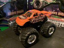 Hot Wheels Monster Jam Truck 1/64 Diecast Metal Color Shifter Grinder