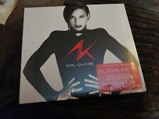 Alicia Keys girl on fire  cd New sealed