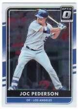 2016 Panini Donruss Optic Chrome Base Card #128 Joc Pederson Dodgers