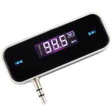 FM Radio Music Transmitter Car Player for iPhone4 /4S 5 5C CS