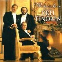Domingo/Carreras/Pavarotti - The Three Tenors Christmas [CD]