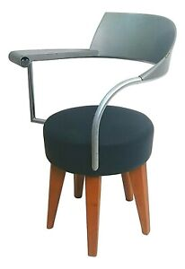 Chaise Fauteuil techno Production Maletti Design Philippe Starck Pour L'Oreal