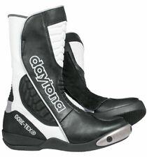 Daytona Strive GTX wasserdichter Sportstiefel Gore Tex schwarz weiß