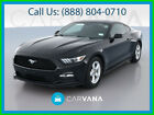 2016 Ford Mustang V6 Coupe 2D Keyless Start Side Air Bags AdvanceTrac Dual Air Bags HID Headlamps Traction