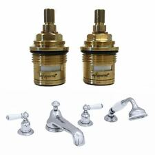 Perrin and Rowe Bathroom Bath 4 Hole 3737 Replacement Valves Cartridge Tap