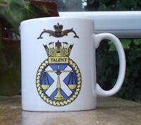 Submarine Memorabilia - Mug with Crest (Nuclear)
