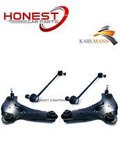 For NISSAN PRIMASTAR 01-14 FRONT LOWER SUSPENSION ARMS & STABILISER LINK BARS X2