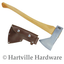 "Council Tool #JP20HB24C Velvicut Hudson Bay Axe w/ 24"" Handle"