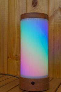 Cylindrical LED lamp, GyverLamp