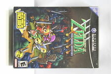 Zelda Four Swords Adventure (no cable) Gamecube - CIB (U-B5S5 252521)