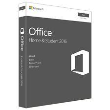 Microsoft Office Home & Student 2016 für Mac [1 Mac] - Word, Excel,