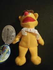 "Fizzy Bear 4"" Finger Puppet Muppets Starbucks Collectible with tags"