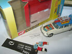CORGI 499 GRENOBLE OLYMPICS 1968 LIGHT PLAYWORN ORIGINAL CAR  THE BEST REPRO BOX