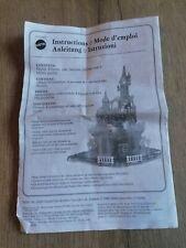 Notice Cinderella Wedding Palace Chateau Cendrillon Mariage Polly Pocket