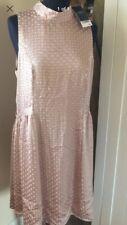 Next Polka Dot Dress Sz 14 Bnwt