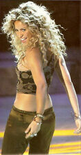 Shakira Clippings 17 pages Sexy Photos New 2002-2007