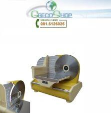 Affettatrice elettrica acciaio Inox lama 190mm - Ala