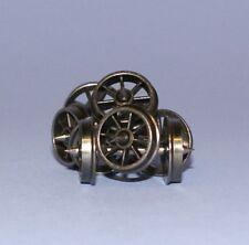 Dapol WHEELSSPOKE Spoked 12mm Wagon Wheels x 20 Axle Sets '00' Gauge - T48 Post